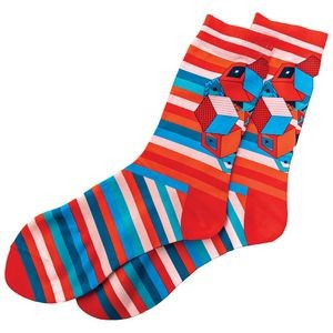 Sublimated Socks (One Size Fits Most) - Sublimated