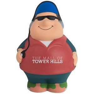 Hip Hop Bert Squeezies® Stress Reliever