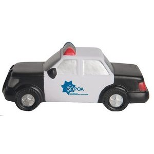 Police Car Squeezies® Stress Reliever