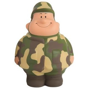 Army Bert Squeezies® Stress Reliever
