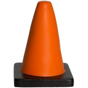 Traffic Cone Squeezies® Stress Reliever