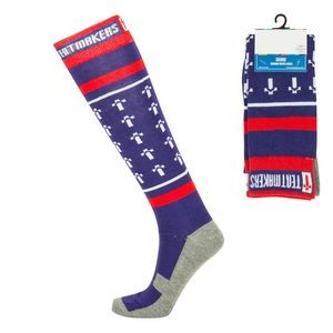 Custom Running-Length Sport Style Socks