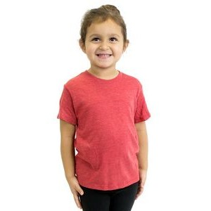 Toddler's ECO Triblend Jersey Short-Sleeve Tee Shirt