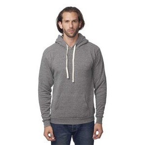 Unisex ECO Triblend Fleece Pullover Hoody Jacket