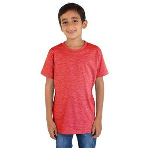 ECO TriBlend Youth Short Sleeve Tee Shirt