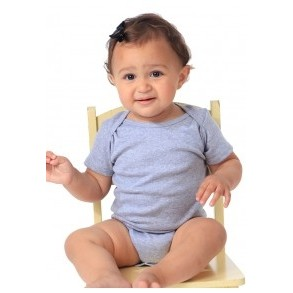 Infant's Short-Sleeve One-Piece