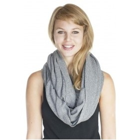 Unisex Eco Tri-blend Thermal Infinity Scarf
