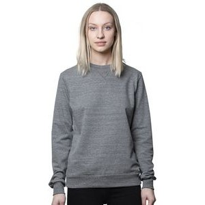 Unisex eco Triblend French Terry Crew