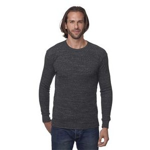 Unisex Eco Tri-blend Heavyweight Thermal Shirt