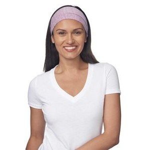 Eco Triblend Jersey Multipurpose Face Mask/Headband